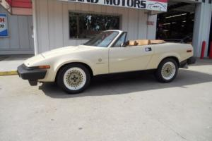 1981 Triumph TR8 Photo