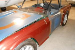 1965 Triumph Other TR4 A Photo