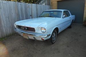 1966 Ford Mustang in QLD