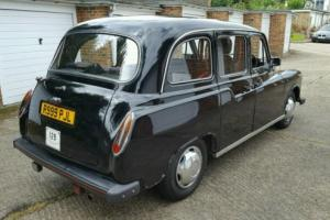 Classic Carbodies London Fairway Driver Taxi Cab 1997