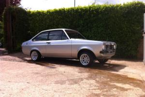ESCORT MK 2 16 SPORT DRY STORED 26 YEARS I UK OWNER FULL 350 HP COSWORTH KIT