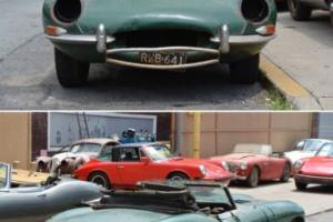 Jaguar e type 1965 roadster, matching numbers, rare opportunity!