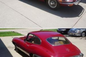 Jaguar E type 1970 fix head coupe, 2 owners, 43k miles, pristine super clean car