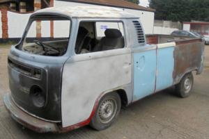 VW TYPE 2 1971 T2 PICK UP - PROJECT - CLASSIC - CAMPER - TRUCK