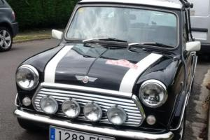 Classic Rover Mini Cooper Monte Carlo 1994 Spi Photo