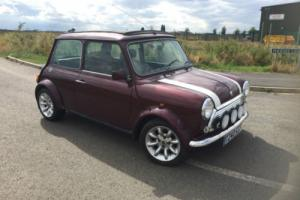 1999 classic mini 40, with full Jcw conversion & certificate from cooper garage