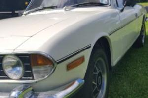 triumph stag,classic car,px,swap,through ebay Photo