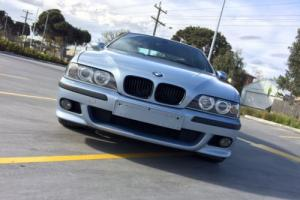 BMW M5 GENUINE - With RWC and Rego