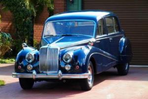 Armsrong Siddeley Sapphire Limousine