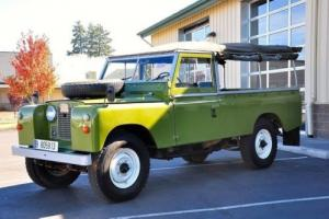 1970 Land Rover Other SANTANA 109''