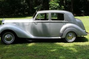 1950 Bentley Mark VI Photo