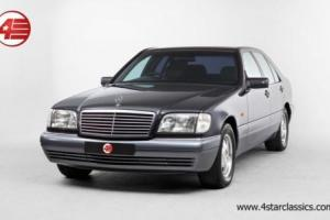 FOR SALE: Mercedes-Benz S320 W140 1995