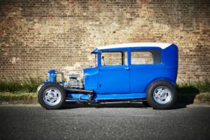 1929 Ford Model A Sedan Hotrod