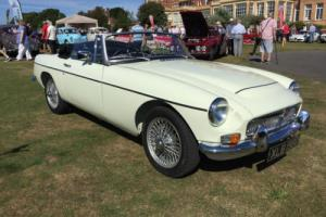 1968 MG C MGC Roadster in Concours condition. Best in the world?