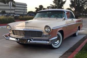 1956 Chrysler New Yorker 2 Door Hard Top Newport
