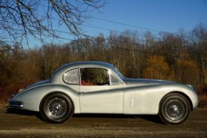 1956 Jaguar XK 140 MC Coupe Photo