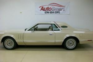 1979 Lincoln Mark Series V