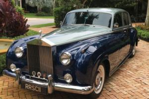 1961 Rolls-Royce Silver Cloud II Photo