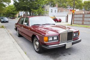 1984 Rolls-Royce Silver Spirit/Spur/Dawn Silver Spur Photo