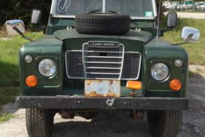 1973 Land Rover Series III Photo
