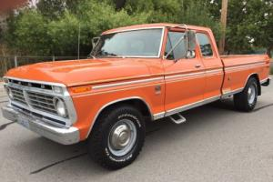 1974 Ford F-250 SUPER CAB