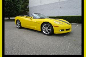 2009 Chevrolet Corvette w/2LT Convertible