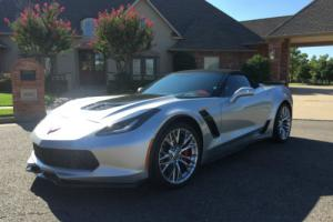 2015 Chevrolet Corvette 2LZ Package