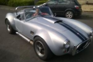 Ac cobra bright wheel kit car v8 £29995 Ono px swap up down within eBay rules Photo