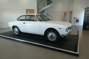 ALFA ROMEO GIULIA GT SPRINT SCALINO 1600 '65 RHD - MATCHING NUMBERS 1 OWNER Photo