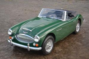 1967 Austin Healey 3000 BJ8 ROADSTER