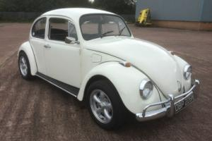 1973 VW Beetle 1200 With 1.6 Engine Fitted, MOTd April 2017, Tax Exempt,