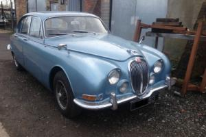 Jaguar S Type 3.4 MOD Photo
