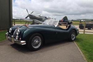 Nostalgia Cars Classic Jaguar XK140 Replica Photo