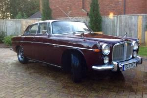 rover p5b coupe Car