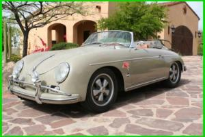 1959 Intermeccanica 356 Convertiuble D Photo