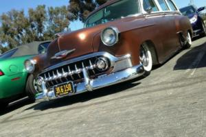 1953 Chevrolet Bel Air/150/210 Tin woody Station Wagon Photo
