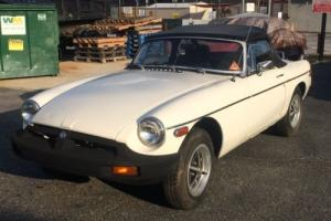 1978 MG MGB Photo