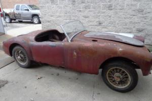1960 MG MGA Roadster Photo