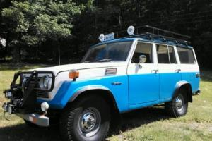 1976 Toyota Land Cruiser Photo