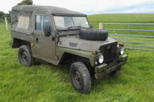 Land Rover Rare Original Diesel Airportable