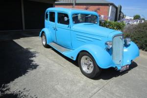 34 Chev Sedan in VIC
