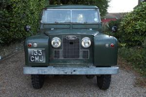 Land Rover Series 2 (1961)