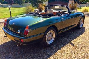 MG RV8 - 4.8 AUTO !!! 13,500 MILES FROM NEW - SOFT TOP - MAGNIFICENT - PX