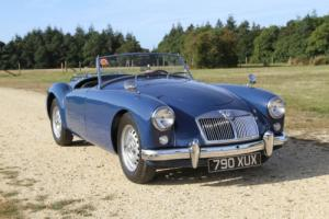 1959 MGA TWIN CAM Photo