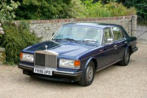 1989 Rolls Royce Silver Spirit Photo