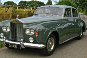1965 ROLLS ROYCE SILVER CLOUD III LAST OWNER 30 YEARS