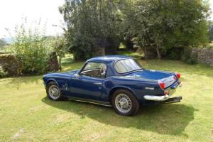 Triumph Spitfire mk3 1970 Photo