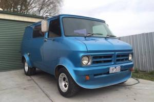 1977 Bedford Van -- Engineered Small Block Chev