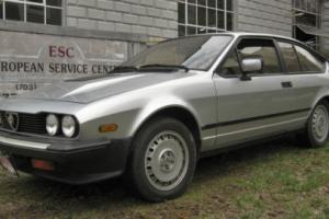 1984 Alfa Romeo GTV Photo