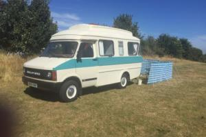 1985 Bedford CF2 Dormobile Debonair Camper Van Mot August 2017 Photo